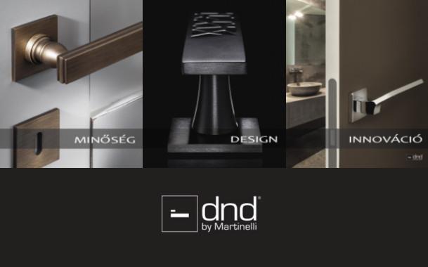 A GINKGO BILOBA kilincs GOOD DESIGN díjat kapott!